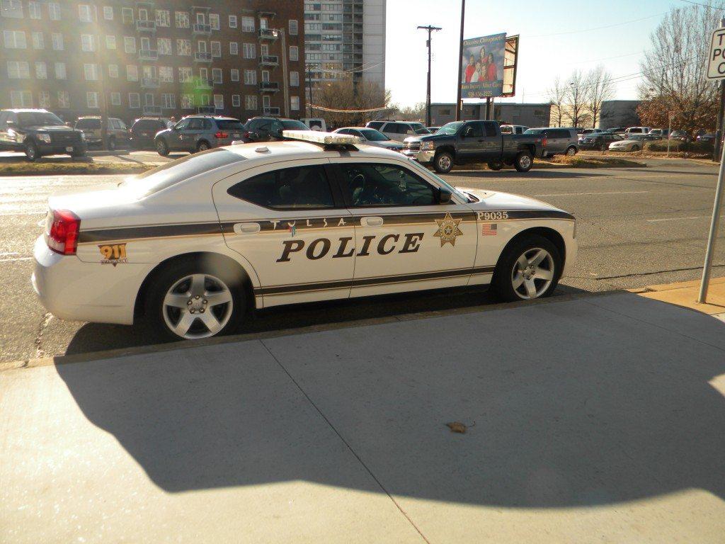 Eluding a Police Officer