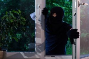 first and second degree burglary in Oklahoma