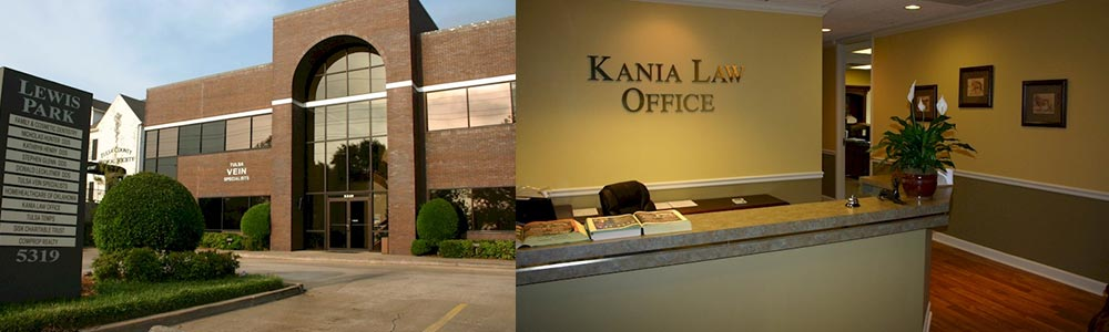 About The Firm - About Kania Law Office - Tulsa, OK