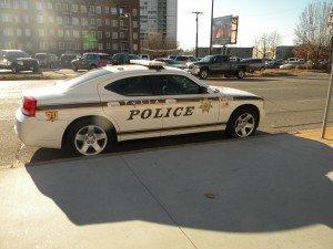 Tulsa Police Department Car
