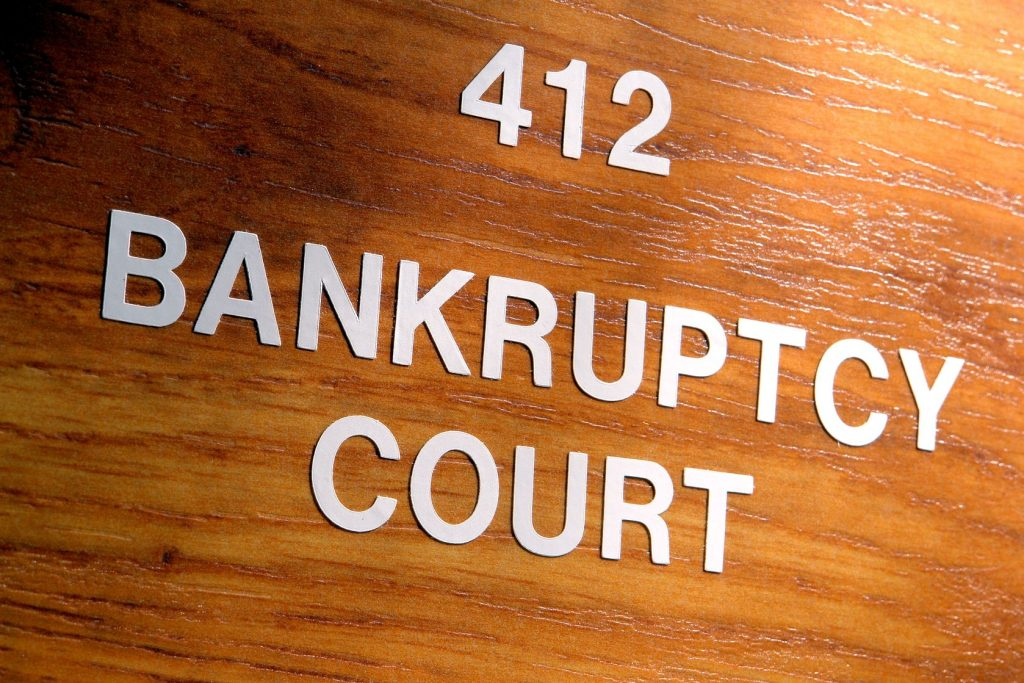 Bankruptcy can be Denied