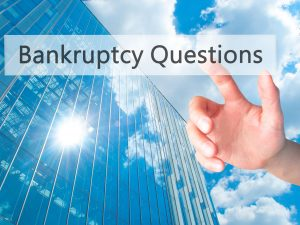 Cosigning For Debt and Bankruptcy