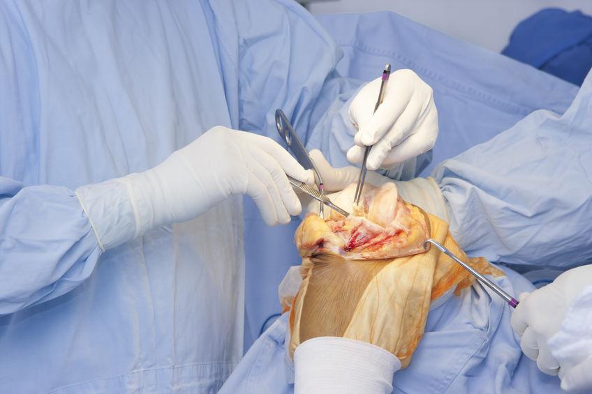 Knee Injuries Caused at Work
