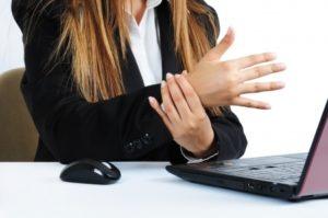 Soft Tissue Injuries at Work
