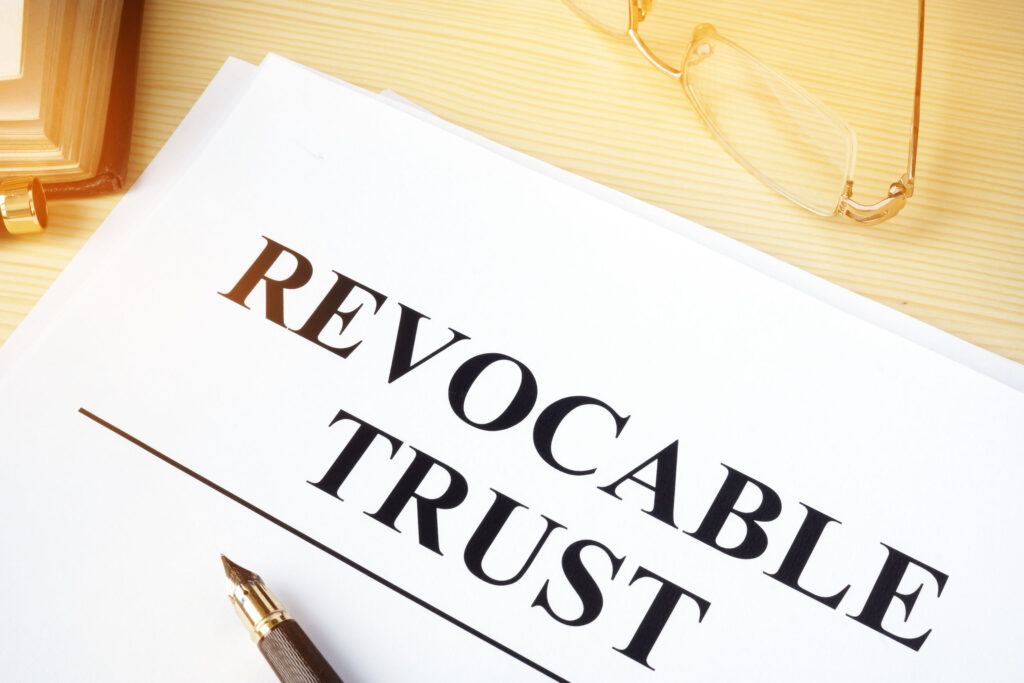 SLiving Trust Or A Will
